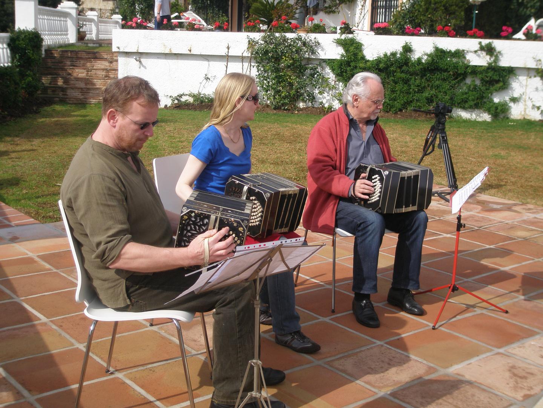 Les Montmartrois en Europa - Tango Workshop 2
