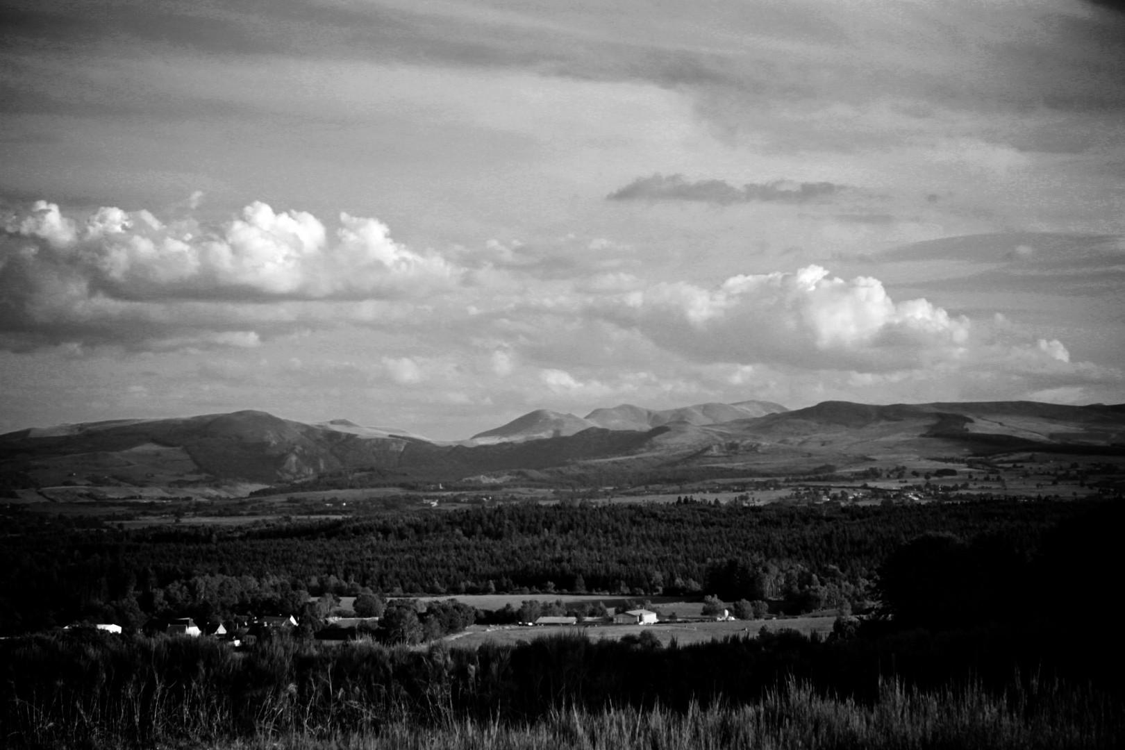 Les Monts Dores
