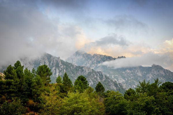 Les monts Kyrie et Christe Eleison