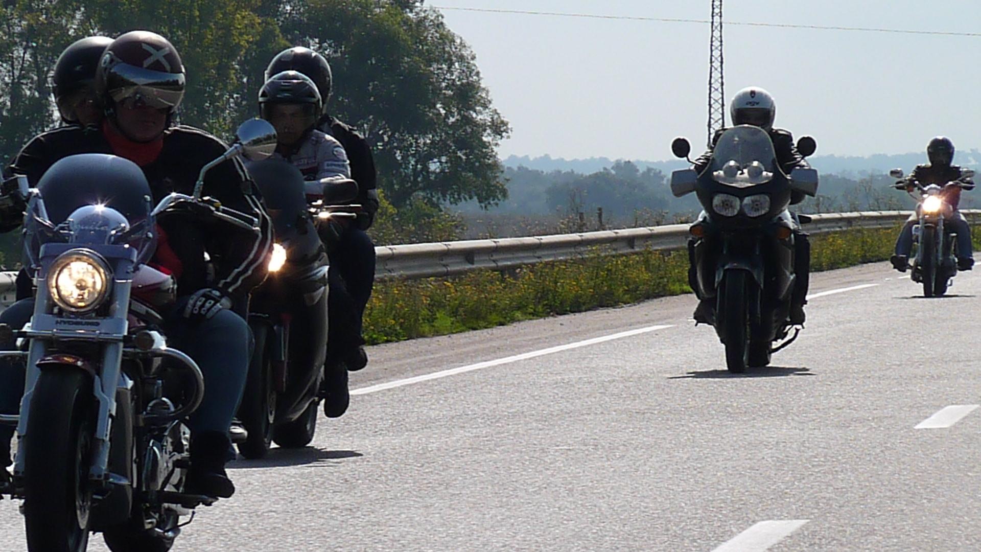 les motards du maroc