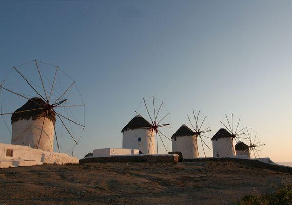 Les moulins