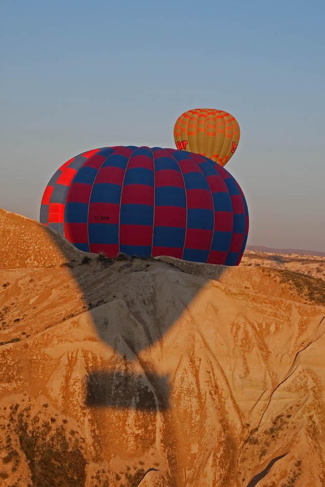 Les mystères de la Cappadoce