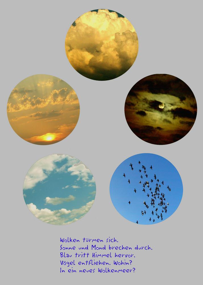 Les nuages s'accumulent - '7'