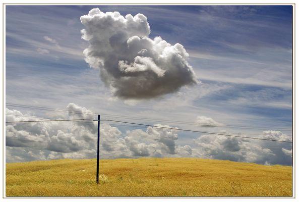 les nuages voyagent ...