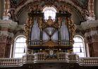 les orgues de la Cathédrale à Innsbruck