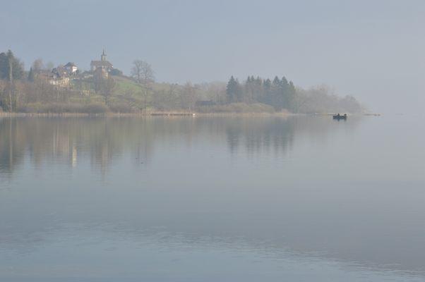 les pêcheurs du petit matin