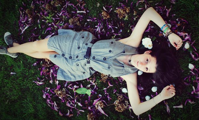 Les plus belles fleurs..