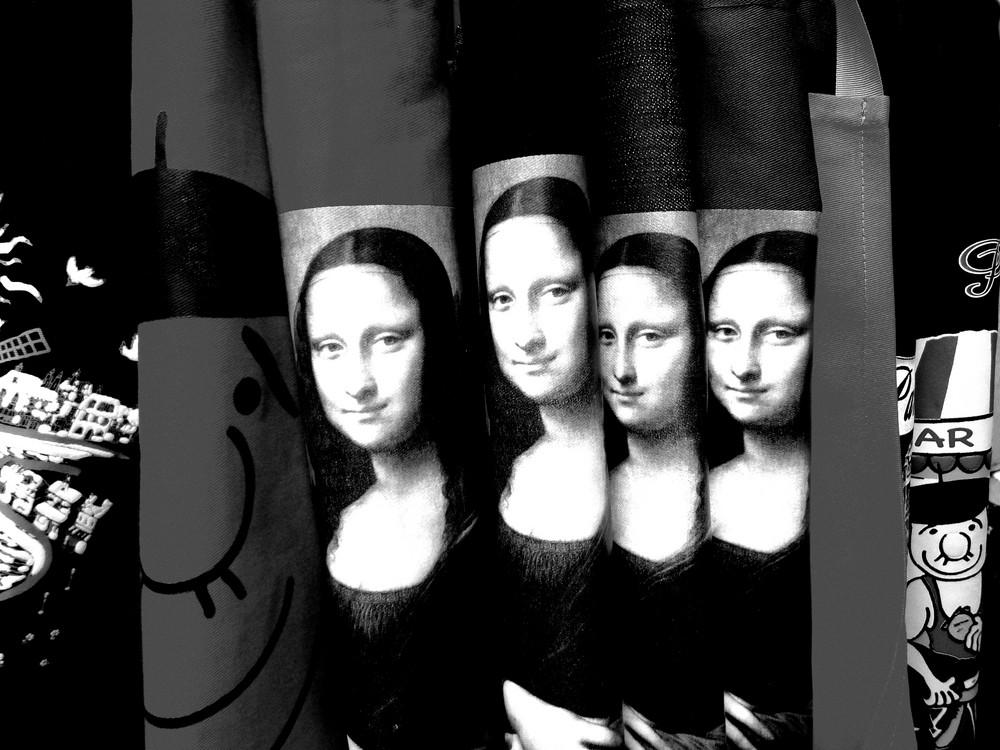 Les plusieurs faces de Mona Lisa