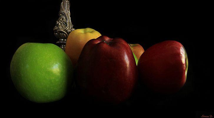 Les Pommes .