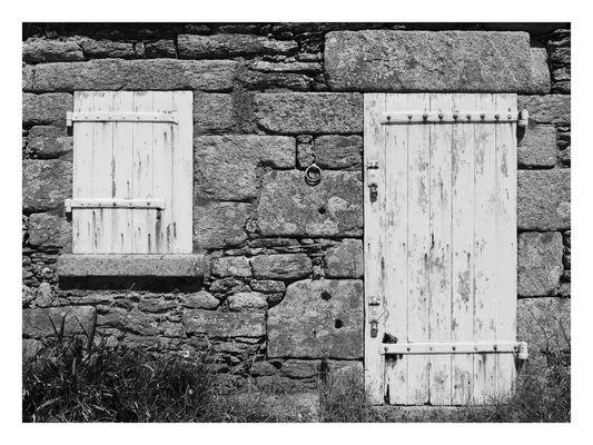 Les portes fermées