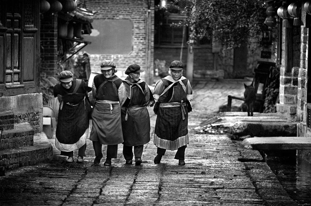 Les Quat'zamis de Lijiang