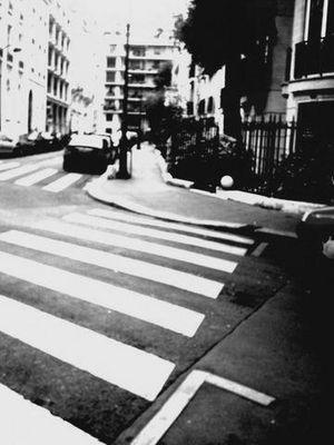 les rues désespérées