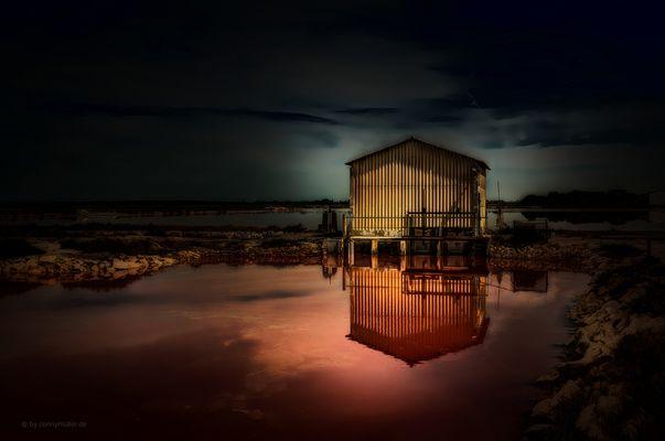 Les Salins d'Aigues-Mortes