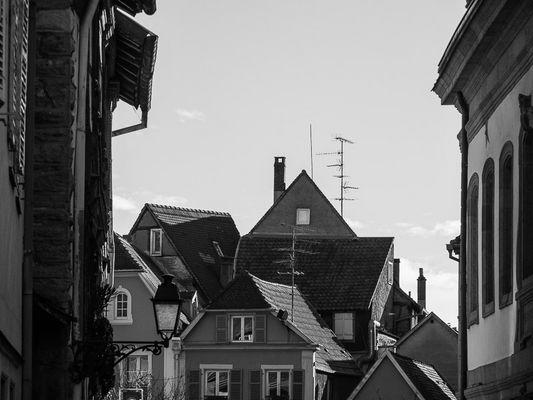 Les toits de Colmar