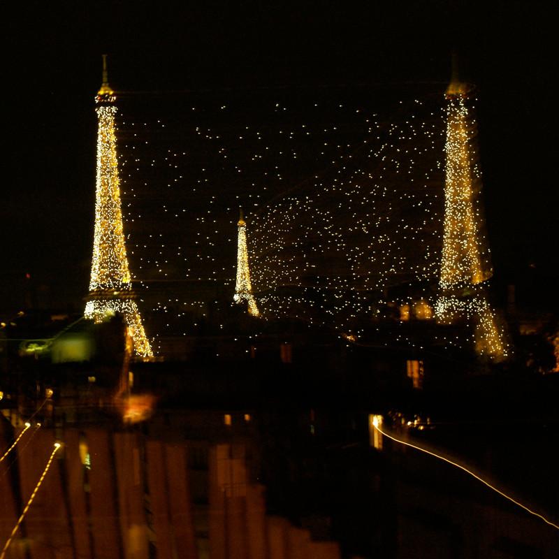 Les Tours-Eiffel II