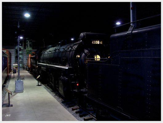 Les trains d'autrefois