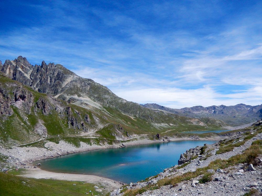 Les Trois Lacs ( valloire Galibier Savoia )