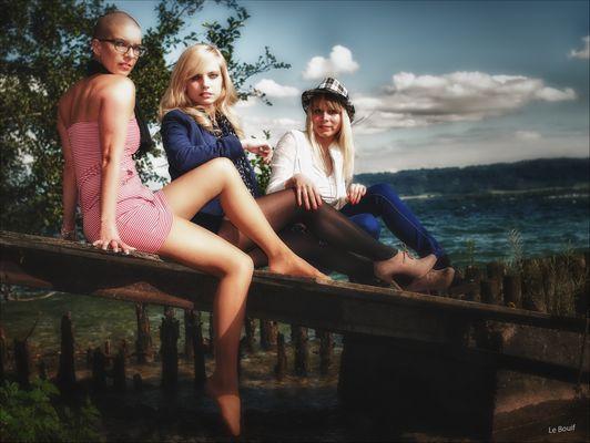 Les trois suissesses