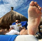 Les vacances, c'est le pied !