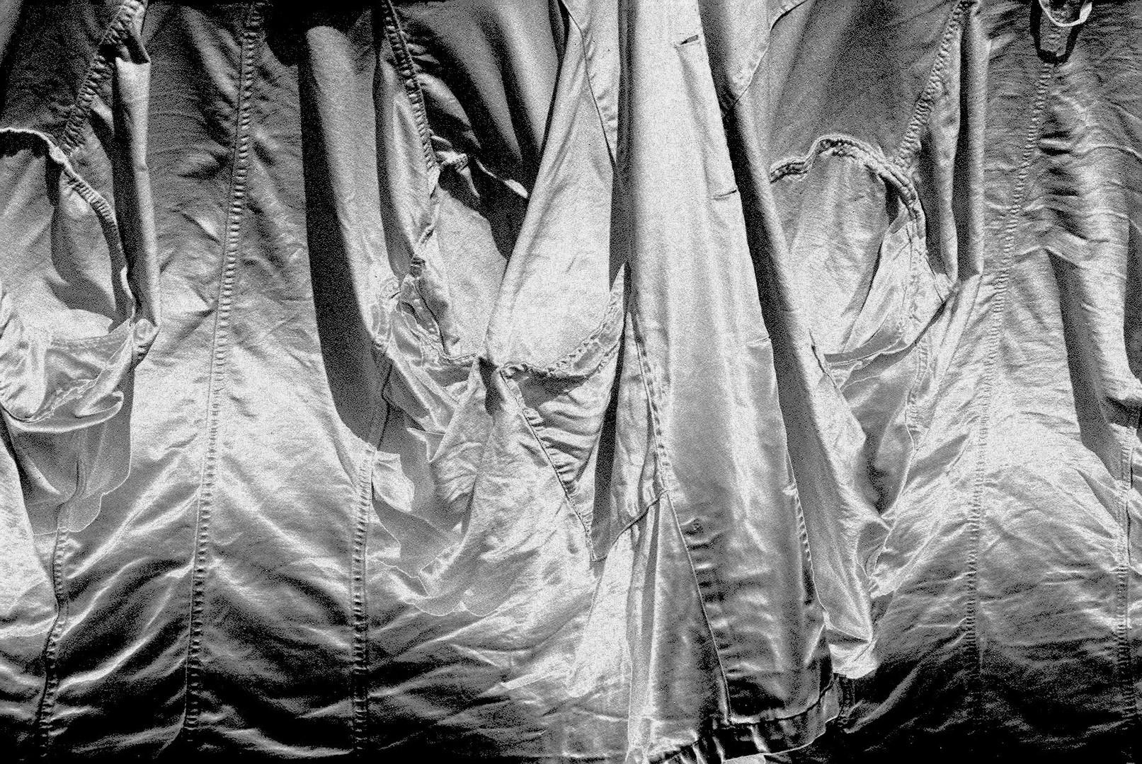 Les vestes du peintre