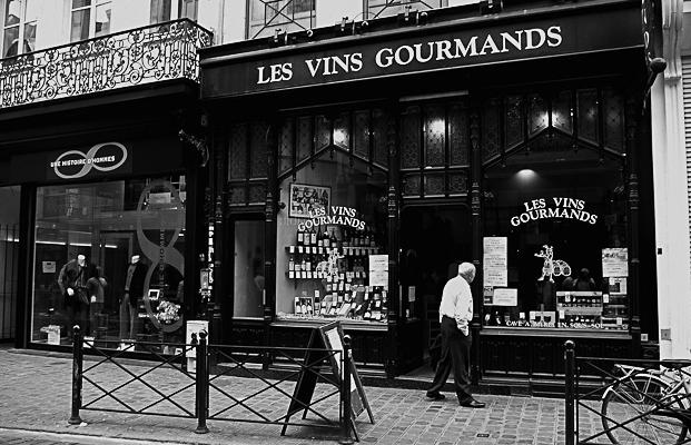 Les Vins Gourmands