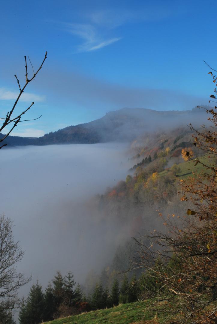 Les Volcans du Cantal