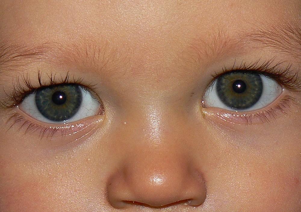 Les yeux de l'innocence