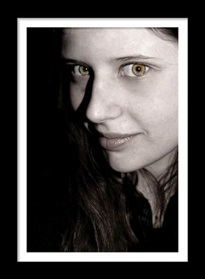 les yeux revolvers