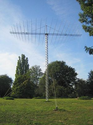 Lesbare Antenne
