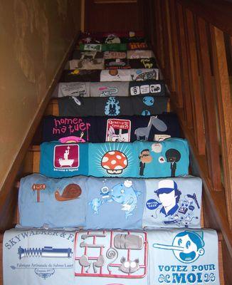 L'escalier Lafraisien