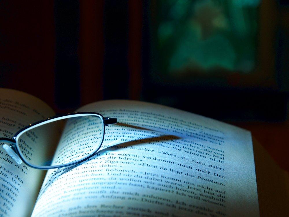 lesen oder fernsehen?