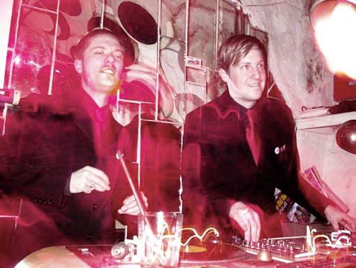 LESOTHO BROTHERS stereo, frankfurt