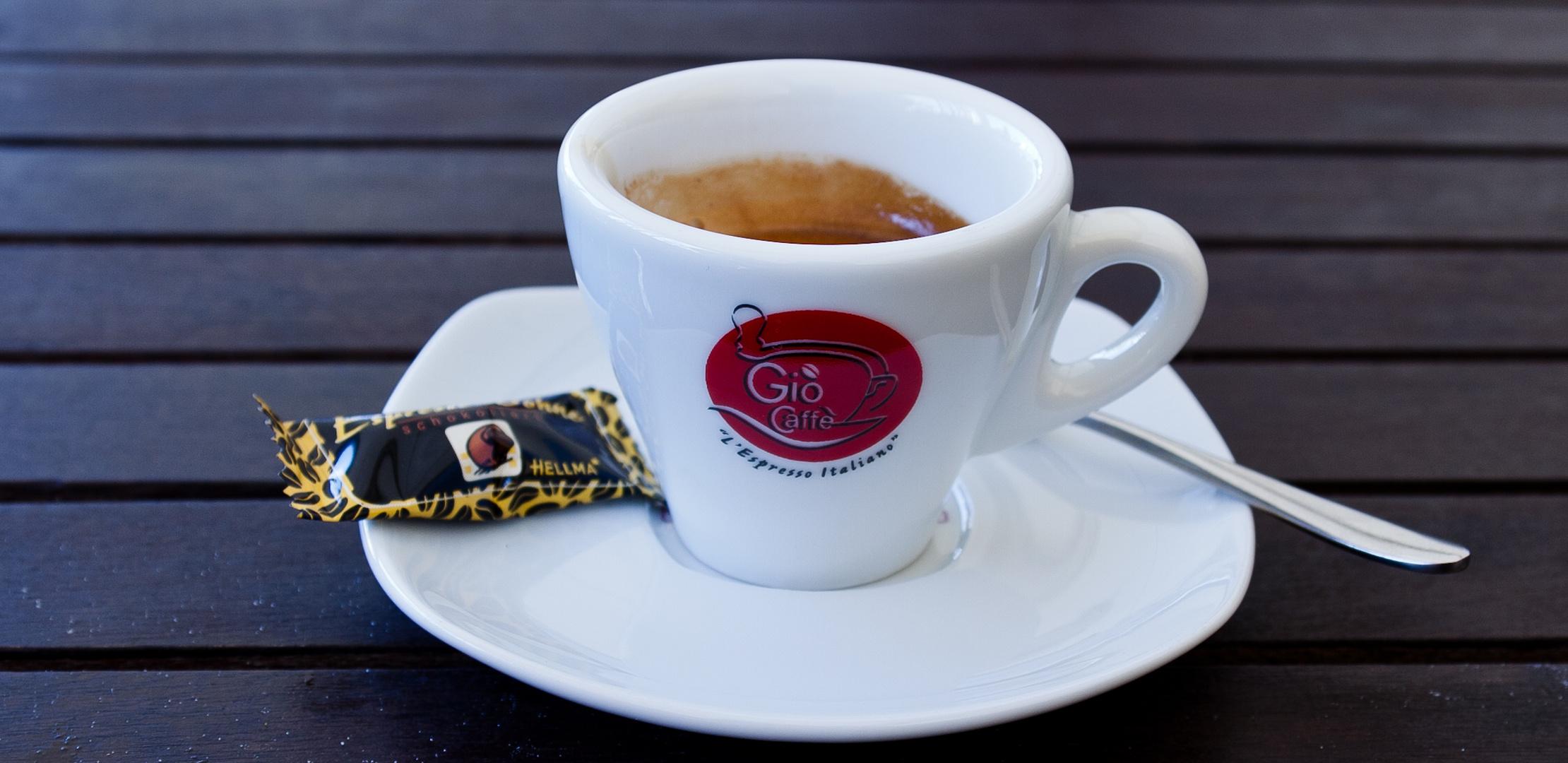 L`Espresso Italiano