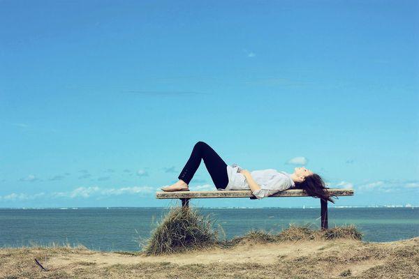 L'esprit vacances...c'est le repos !