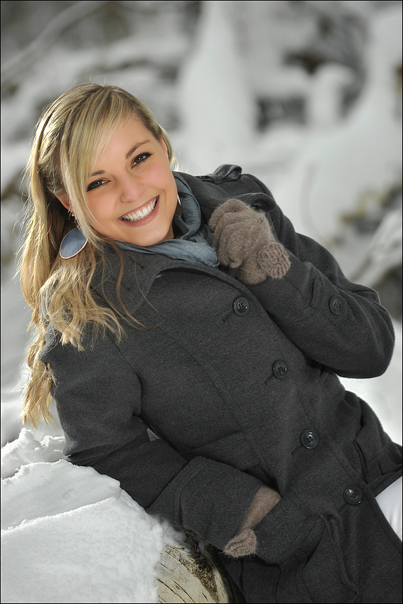 let it snow, let it snow, let it snow..*