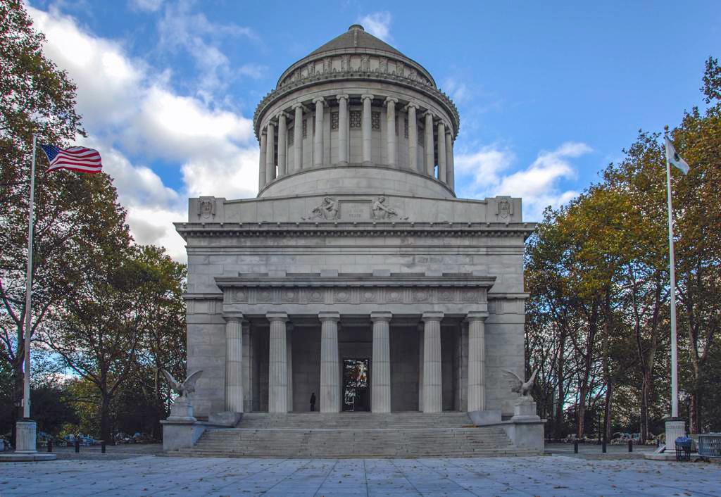 Let us have Peace General Grant National Memorial