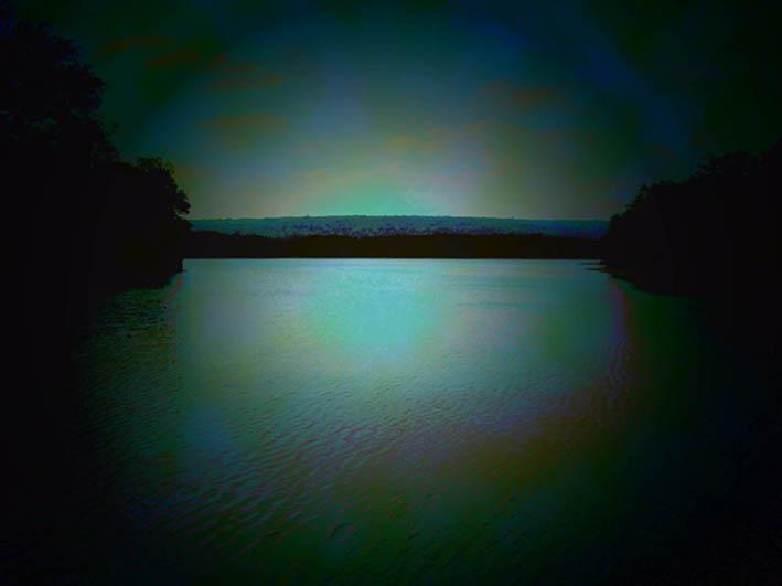 L'étang de Paimpont