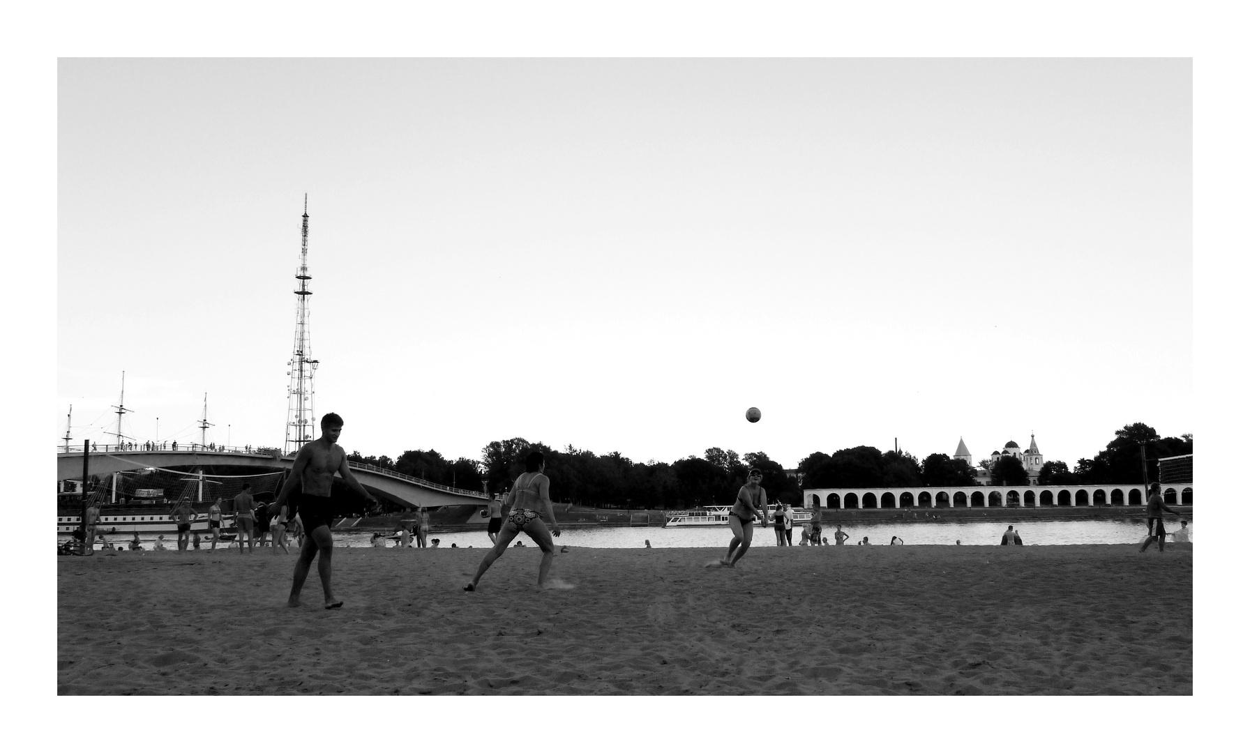 L'été à Novgorod