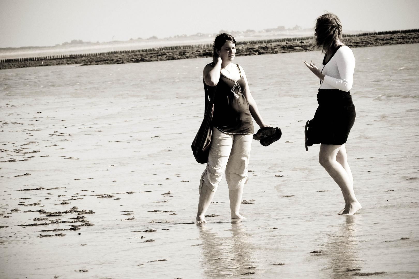 L'été, le soleil, la plage...