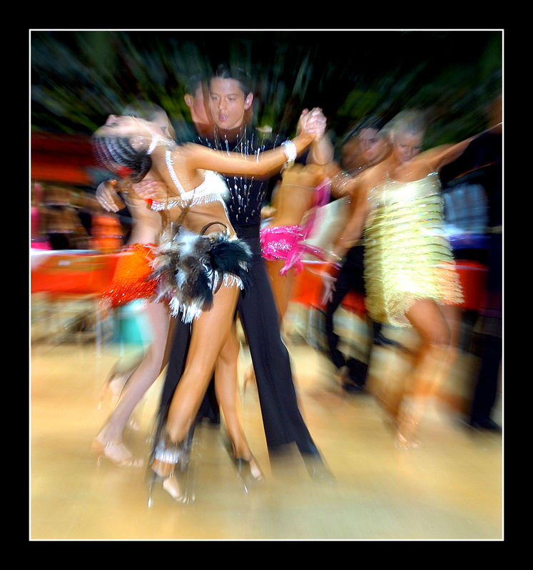 """"""" lets dance......"""