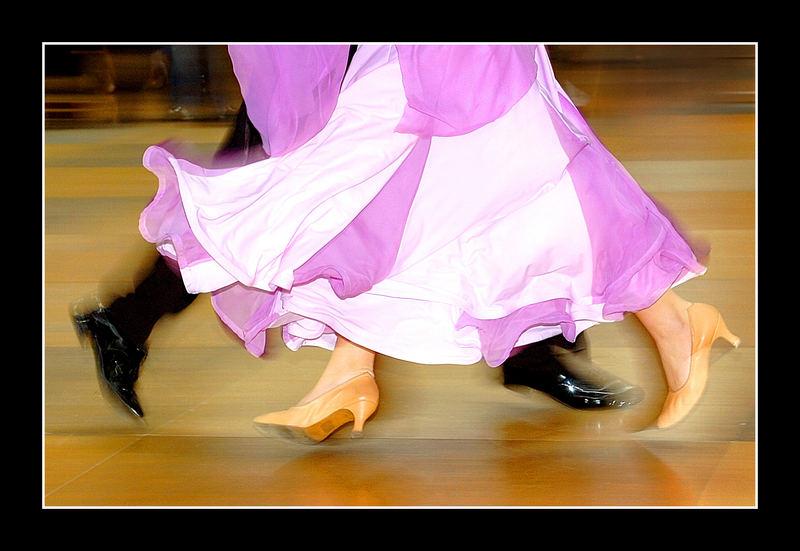 """ Let`s dance....."