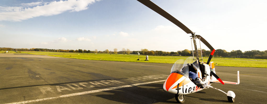 Let´s fly Gyrokopter!!