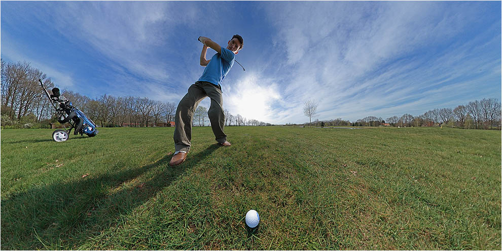 ...let's play golf...