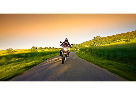 ...let's ride...