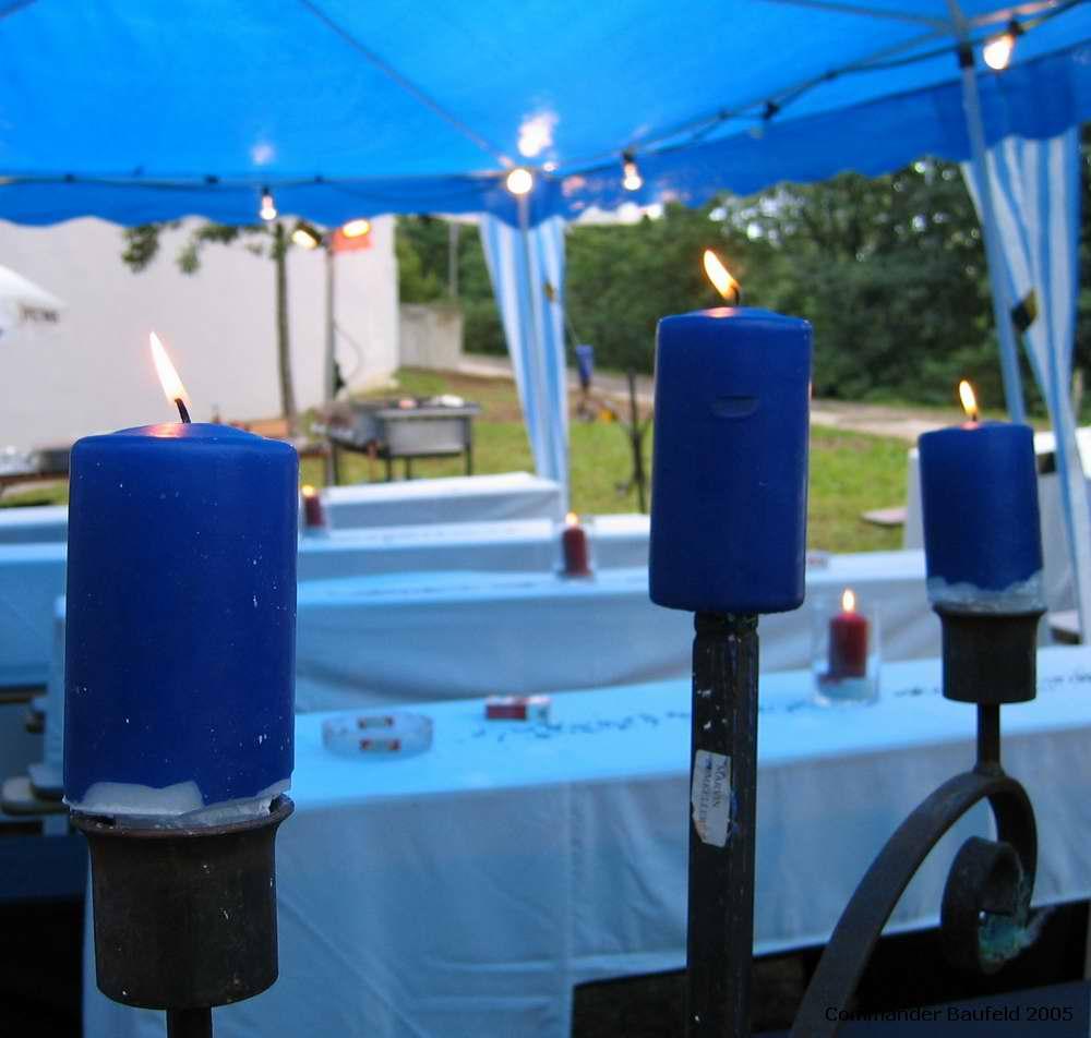 Let´s start the party ......lass die Gäste nur kommen