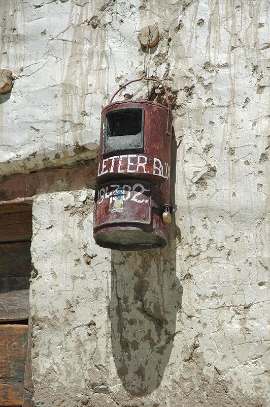 Letter Box 194302