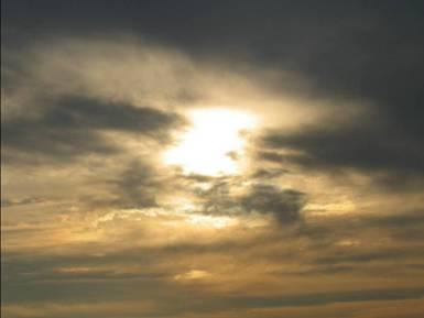 Letzte Sonnenstrahlen