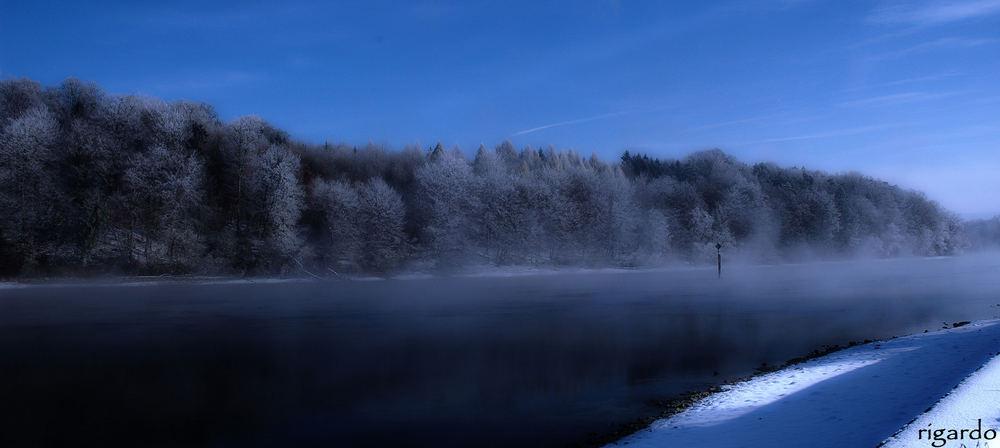 letzter Nebel