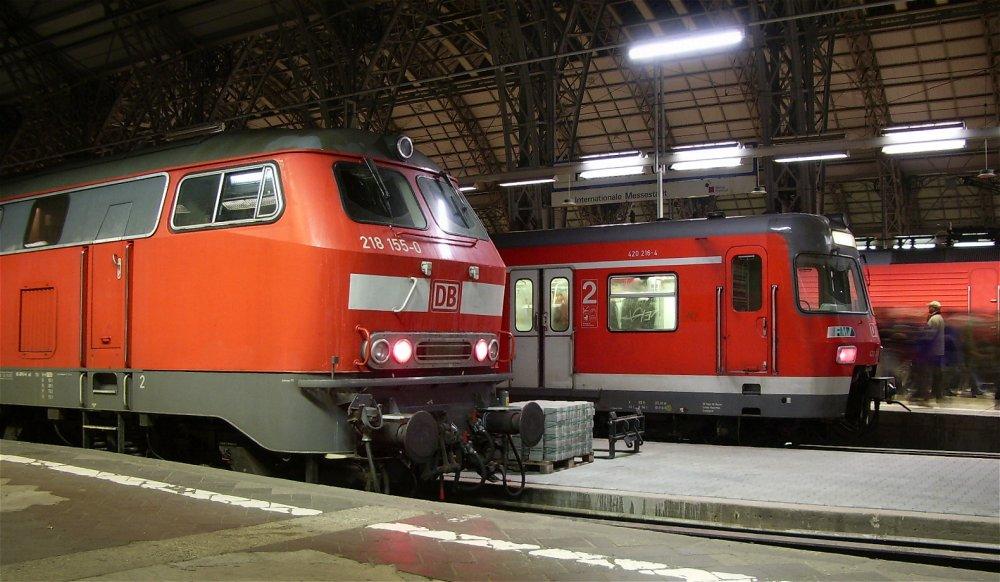 Letzter Zug nach Eberbach