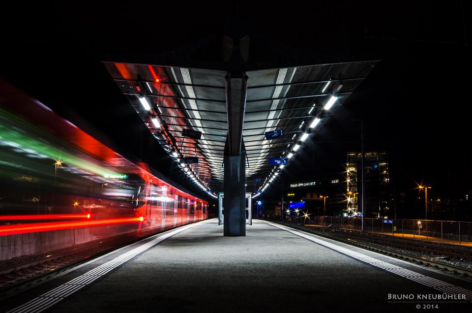 Letzter Zug nach Jegenstorf